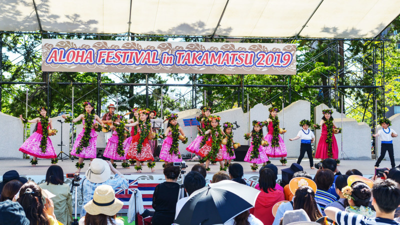アロハフェスティバル in TAKAMATSU メインステージ ④_d0246136_16492661.jpg