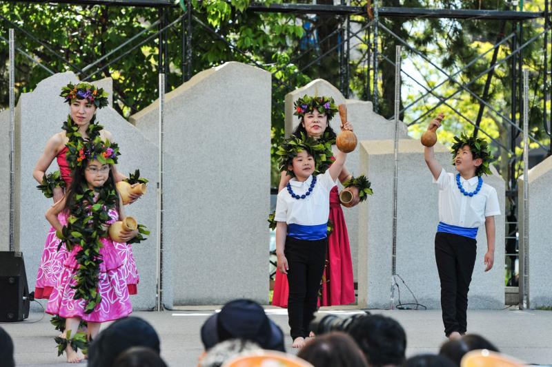 アロハフェスティバル in TAKAMATSU メインステージ ④_d0246136_16493144.jpg