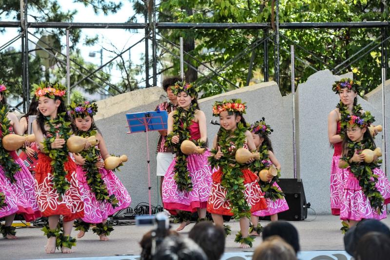 アロハフェスティバル in TAKAMATSU メインステージ ④_d0246136_16495012.jpg