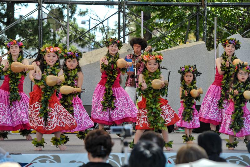 アロハフェスティバル in TAKAMATSU メインステージ ④_d0246136_16500739.jpg