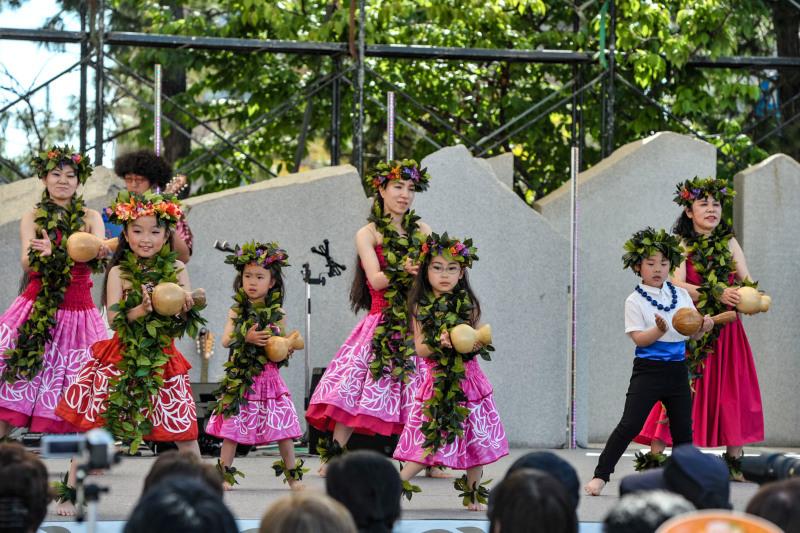 アロハフェスティバル in TAKAMATSU メインステージ ④_d0246136_16501358.jpg