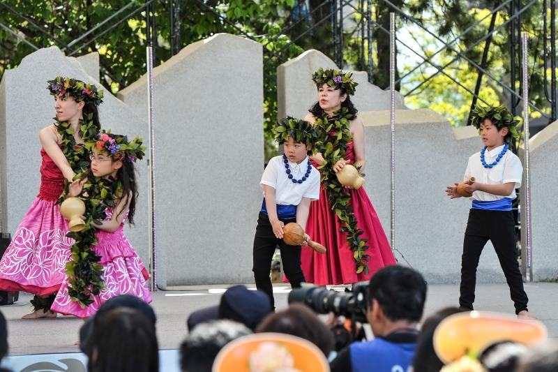 アロハフェスティバル in TAKAMATSU メインステージ ④_d0246136_16501695.jpg