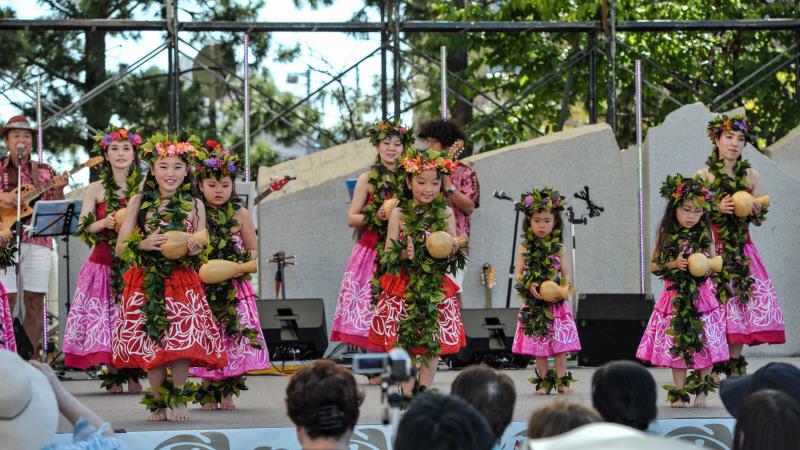 アロハフェスティバル in TAKAMATSU メインステージ ④_d0246136_16510318.jpg