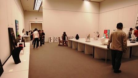 作業日誌(第58日本現代工芸美術展東海展作品展示作業)_c0251346_12482556.jpg