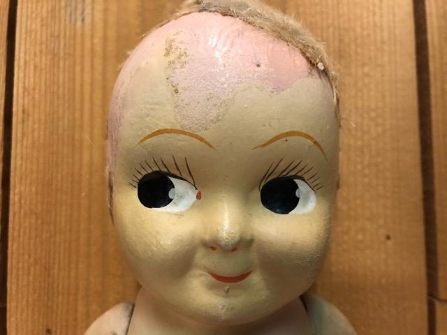 5月18日(土)マグネッツ大阪店US雑貨入荷!! #6 Doll編!! 1910~20\'s Buddy Lee,Kewpie & Gorilla!!_c0078587_13372985.jpg