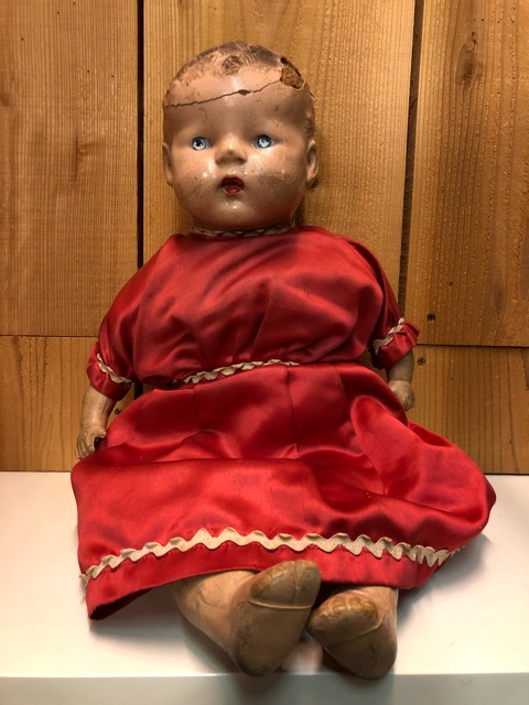 5月18日(土)マグネッツ大阪店US雑貨入荷!! #6 Doll編!! 1910~20\'s Buddy Lee,Kewpie & Gorilla!!_c0078587_13384113.jpg