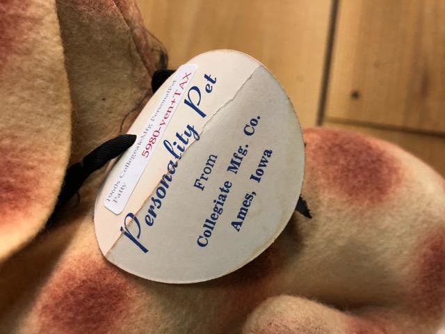 5月18日(土)マグネッツ大阪店US雑貨入荷!! #6 Doll編!! 1910~20\'s Buddy Lee,Kewpie & Gorilla!!_c0078587_13435166.jpg