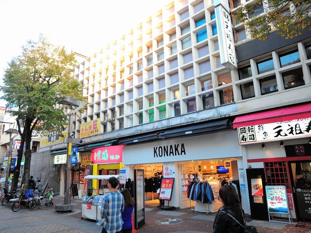 ある風景:Isezakicho, Yokohama@Winter #2_b0400788_22141716.jpg