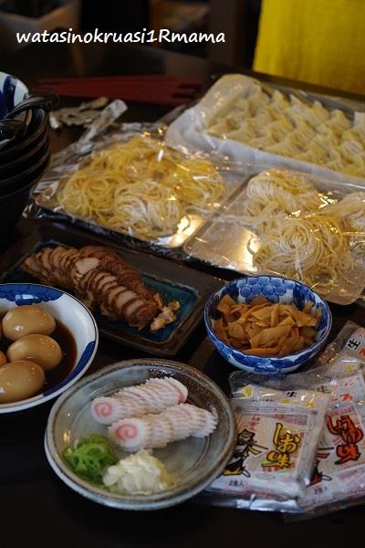 5月飲茶会♪ ラーメン餃子_c0365711_20483422.jpg