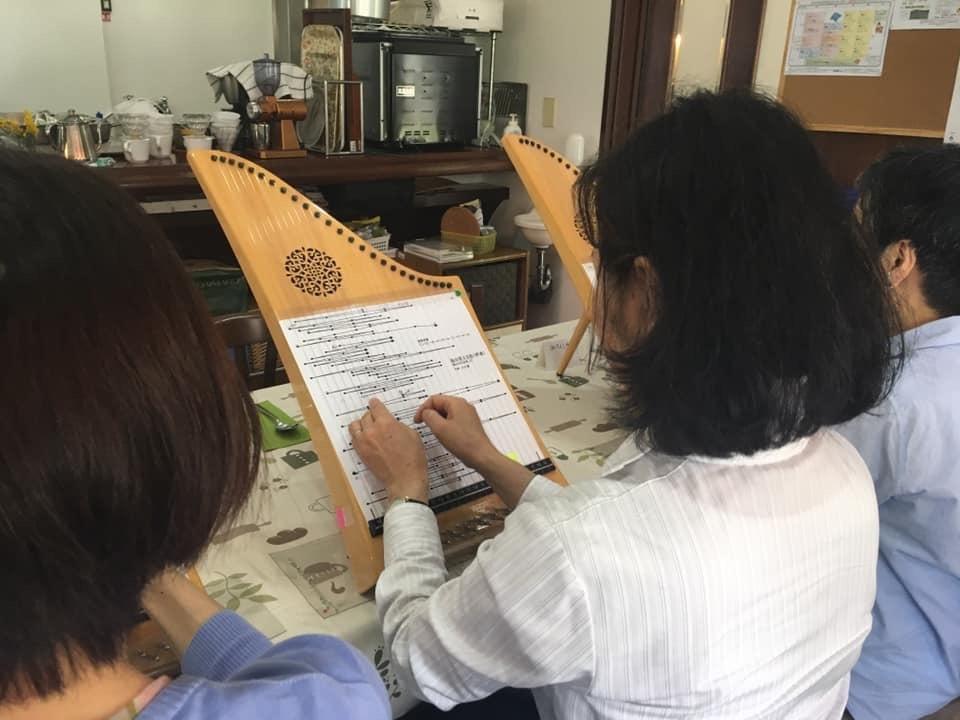 「おやじカフェ」で美しい音色に癒され♪_f0223914_00211313.jpg
