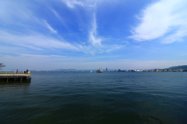 琵琶湖 ミシガンクルーズ_f0209122_11522883.jpg