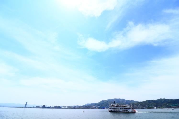 琵琶湖 ミシガンクルーズ_f0209122_11532827.jpg