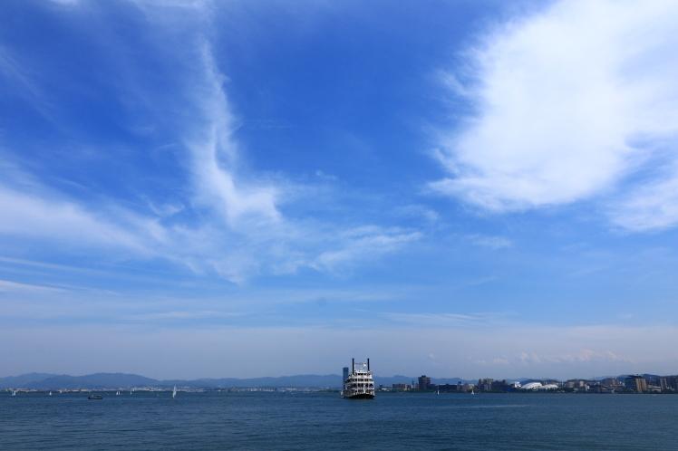 琵琶湖 ミシガンクルーズ_f0209122_11545968.jpg