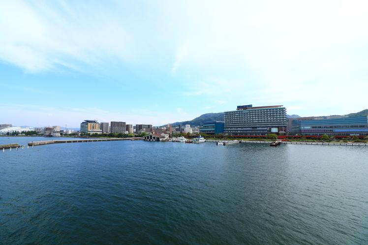 琵琶湖 ミシガンクルーズ_f0209122_11582943.jpg