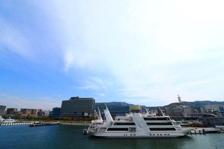 琵琶湖 ミシガンクルーズ_f0209122_11590019.jpg