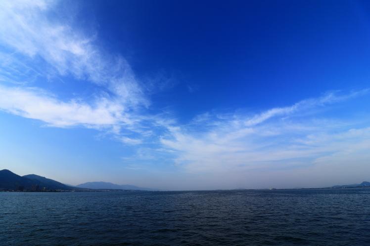 琵琶湖 ミシガンクルーズ_f0209122_12014361.jpg