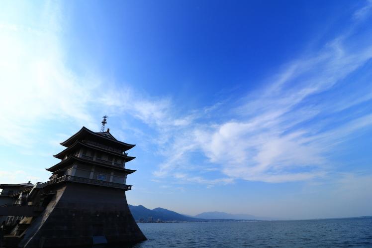 琵琶湖 ミシガンクルーズ_f0209122_12024184.jpg