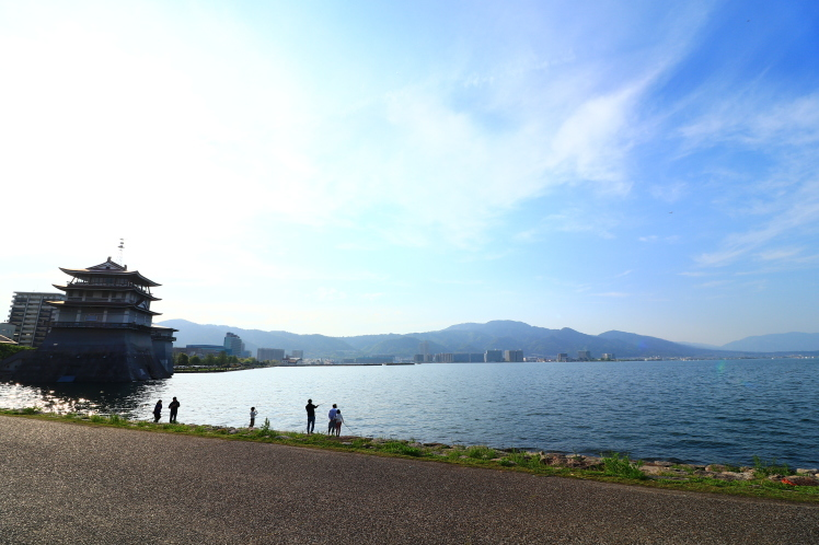 琵琶湖 ミシガンクルーズ_f0209122_12030980.jpg