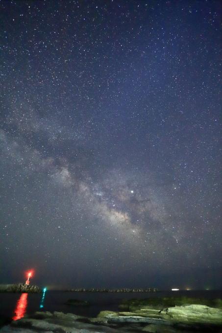 【野島崎灯台】星撮影_f0348831_13405006.jpg