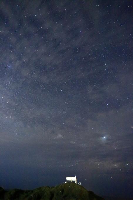【野島崎灯台】星撮影_f0348831_13405038.jpg