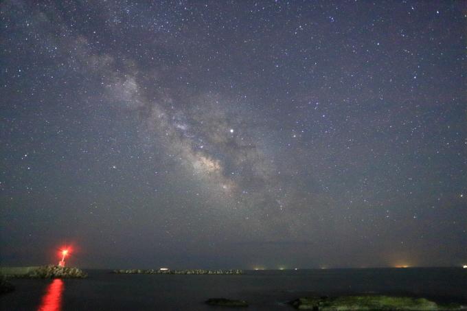 【野島崎灯台】星撮影_f0348831_13405311.jpg