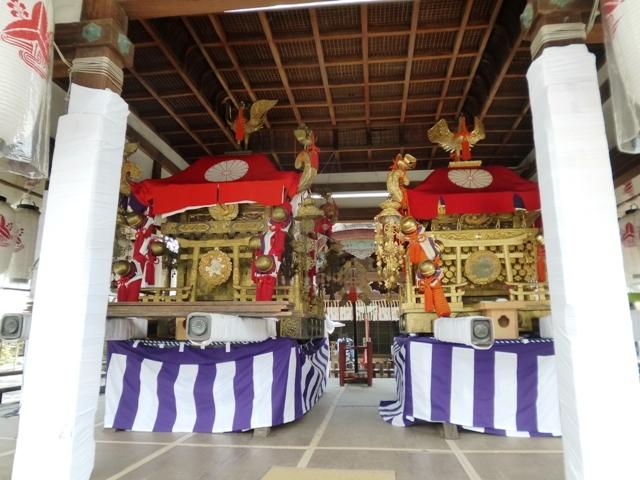 下御霊神社の還幸祭 宵宮_e0230141_08504825.jpg