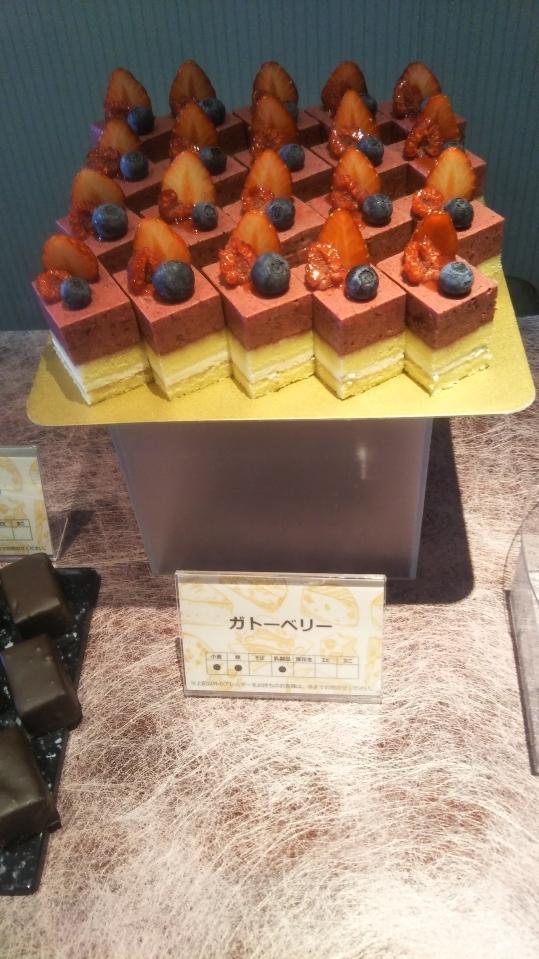 川崎日航ホテル 夜間飛行 チーズスイーツブッフェ_f0076001_23402503.jpg