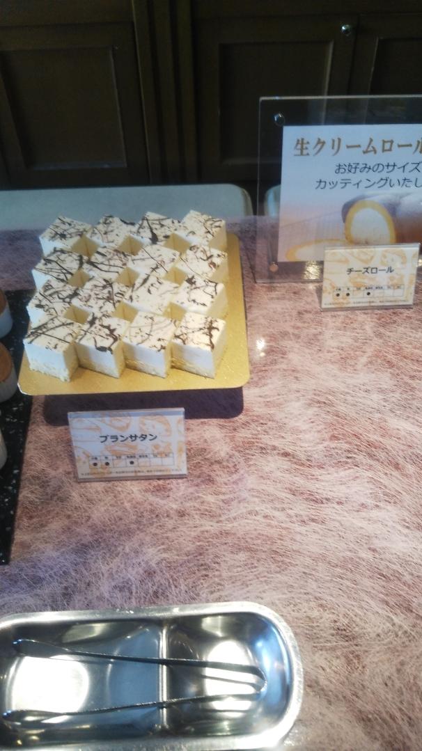 川崎日航ホテル 夜間飛行 チーズスイーツブッフェ_f0076001_23445101.jpg