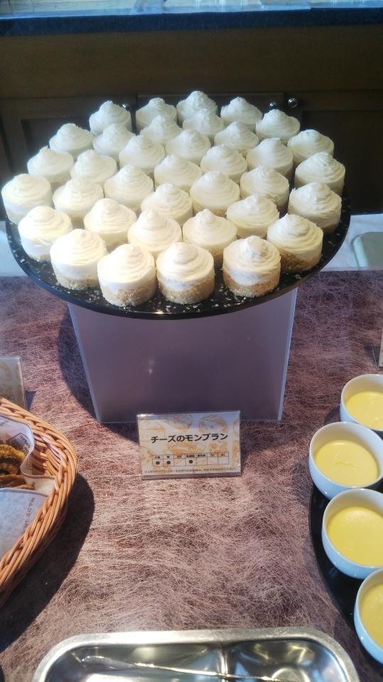 川崎日航ホテル 夜間飛行 チーズスイーツブッフェ_f0076001_23453055.jpg