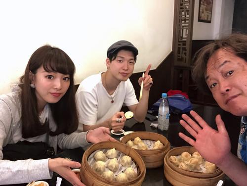 Hanaの台湾レポート2019〜その2〜「 杭州小籠湯包(小籠包)」_a0037910_16553405.jpg