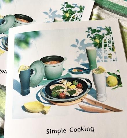 【ル・クルーゼの小冊子でレシピ提案しています】_d0170823_05364623.jpg
