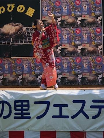 北海道八雲町熊石「あわびの里フェスティバル」にて♪_f0165126_21505629.jpg