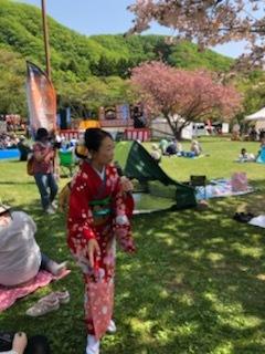 北海道八雲町熊石「あわびの里フェスティバル」にて♪_f0165126_21511263.jpg