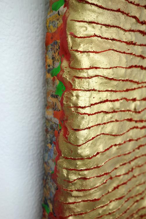 本日5/19(日)最終日!【山口敏郎展〜滴 DROP】〜抽象絵画の魅力 その2_a0017350_04265078.jpg