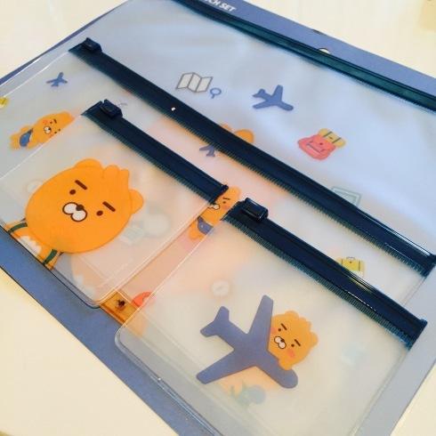 ひとりソウル旅 12 旅に便利なジッパーバッグ&落星垈駅カフェ_f0054260_05425916.jpg
