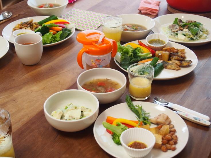 野菜たっぷりおもてなしごはんの会 5月 _d0128268_10494548.jpg