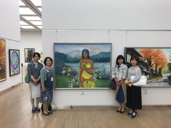 太平洋美術展 2019_e0233674_16234212.jpg