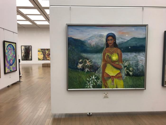 太平洋美術展 2019_e0233674_16245519.jpg