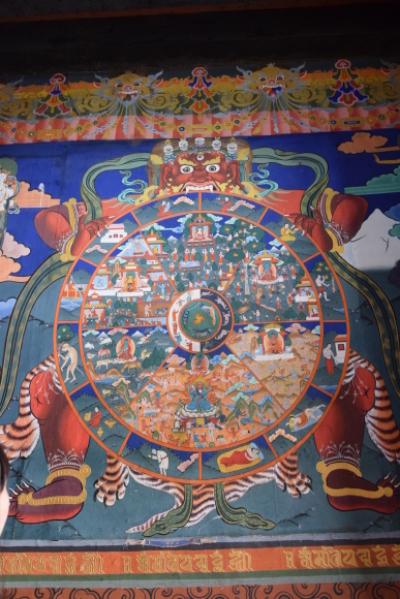 ブータンの仏教と生活 _d0297177_11521664.jpg
