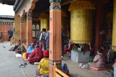 ブータンの仏教と生活 _d0297177_11523597.jpg