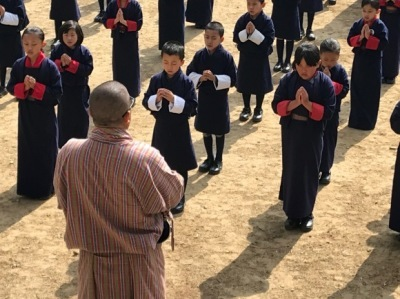 ブータンの仏教と生活 _d0297177_11553413.jpg