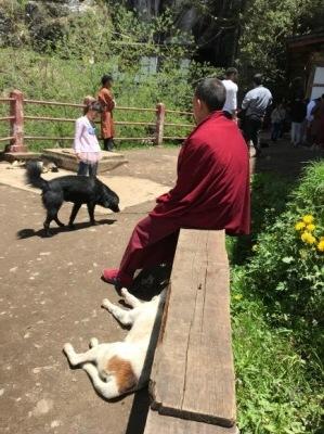 ブータンの仏教と生活 _d0297177_11572577.jpg