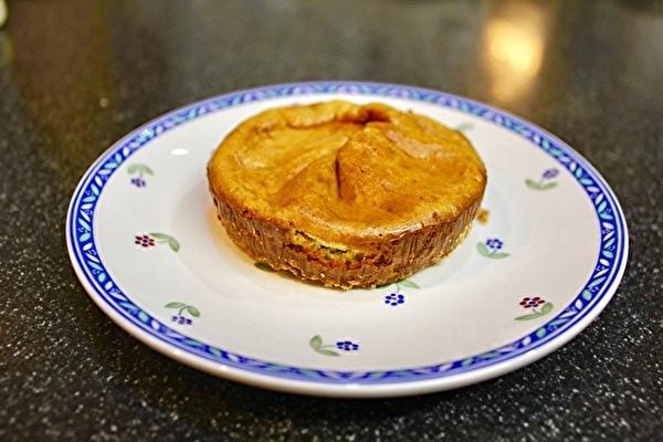 簡単!自家製ツナに自家製ハム。自家製ゴルゴンゾーラチーズケーキ 。_a0223786_09565587.jpg
