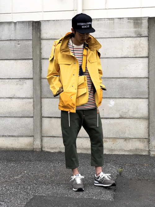 JUNYA MAN - Rainy day style._c0079892_19375343.jpg