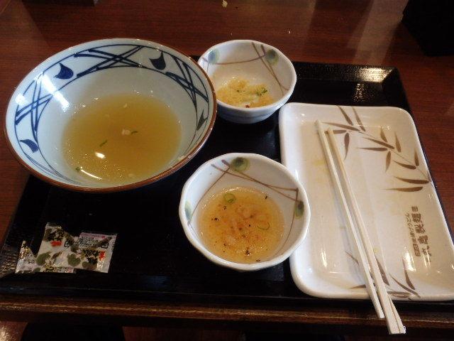 丸亀製麺         豊中小曽根店_c0118393_09430789.jpg