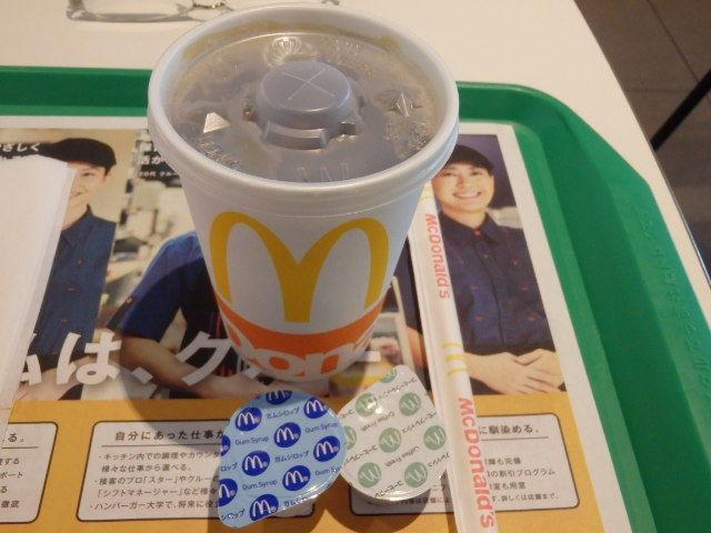 マクドナルド     2号線脇浜店_c0118393_19041613.jpg