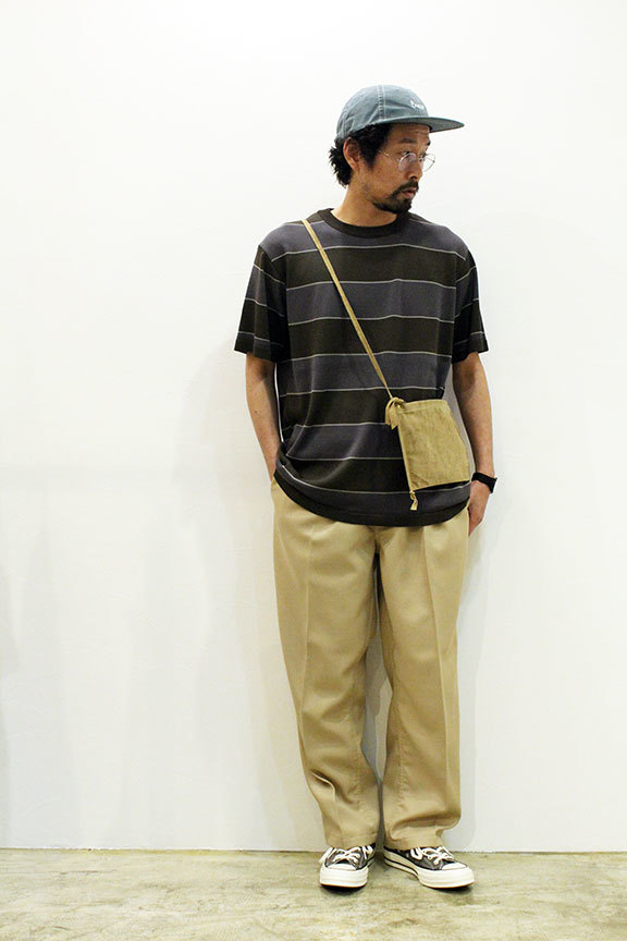 "BETTER (ベター) "" BORDER CREW NECK PULL-OVER \""_b0122806_12350767.jpg"