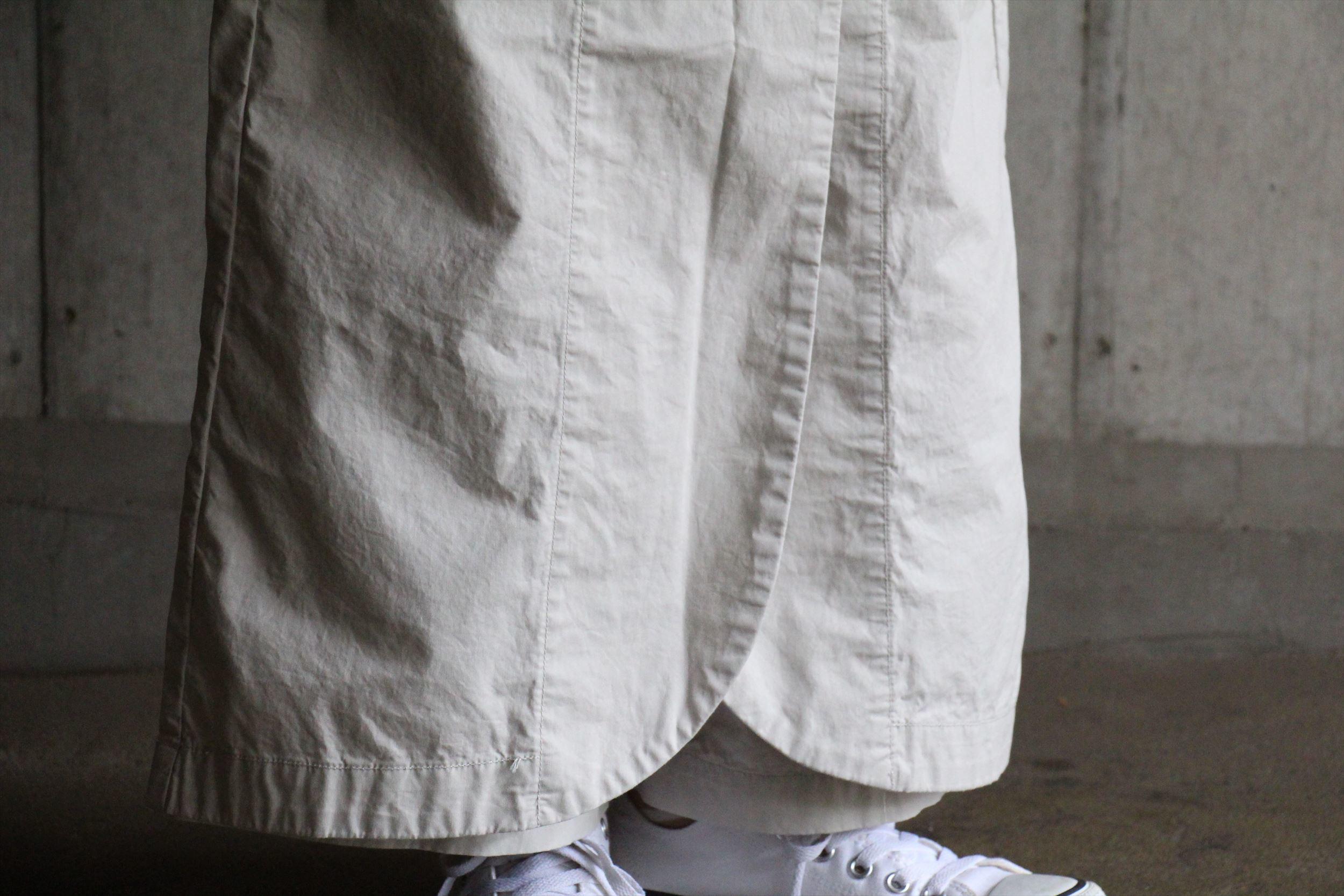 tumugu: スカートパンツ_b0165512_15325635.jpg