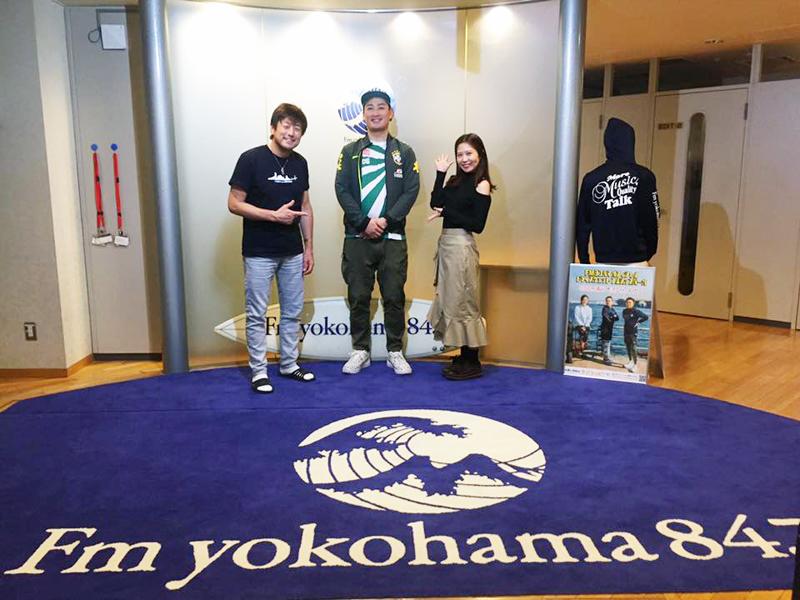 #prime847 #fmyokohama 【番組出演◉レポート】@FyokoG @PRIMETIME847 ▶_b0032617_16555356.jpg