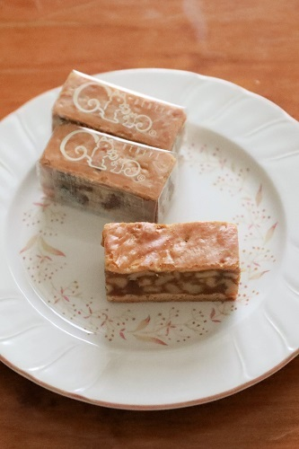 かわいくておいしいお菓子「クルミッ子」_e0364523_18290496.jpg